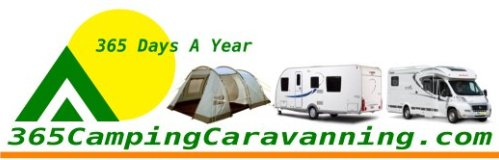 365 Camping Caravanning - Camping and caravanning for people with tents, caravans and motorhomes