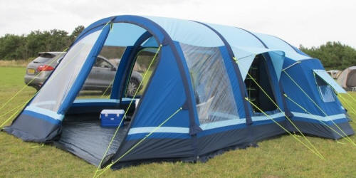K&a and quality go together and their new range of top quality family sized Inflatable should be every bit as good as other K&a tents and be just right ... & Air tents - Inflatable Tents