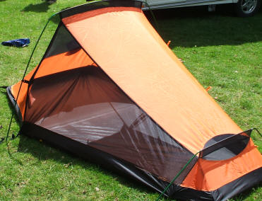 For Sale Vango Banshee tent. Perfect for touring & For Sale: Vango Banshee tent. Perfect for touring | LFGSS