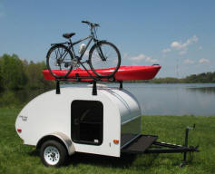 Teardrop Trailers From Camp Runner