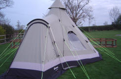 The Tent The Outwell Indian Lake ... : outwell indian lake tent - memphite.com