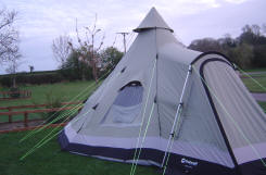 The Tent The Outwell Indian Lake ... & Review Outwell Indian Lake Tipi