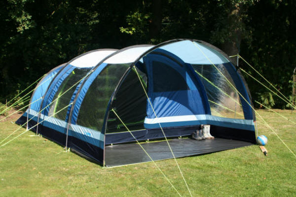 K&a Fistral - nice size tunnel tent : best tunnel tents - memphite.com