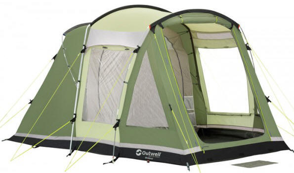 Outwell Birdland  sc 1 st  365 C&ing Caravanning & Outwell Birdland Review For 365 Camping Caravanning